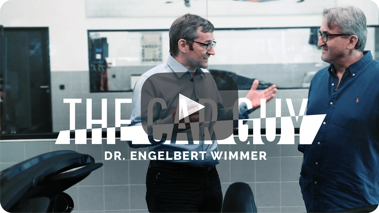 The In-Car-Nation Code | The Car Guy | Dr. Engelbert Wimmer