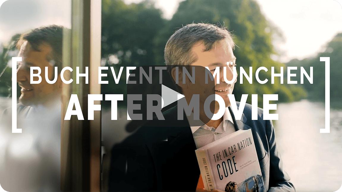 The In-Car-Nation Code | Buchevent in München | Aftermovie