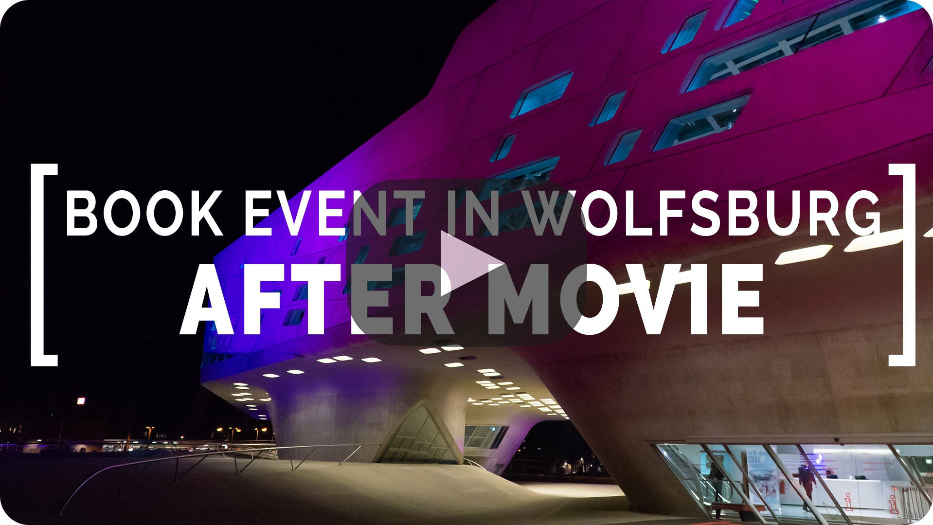 Video | Book Event in Woilfsburg | e&Co. AG