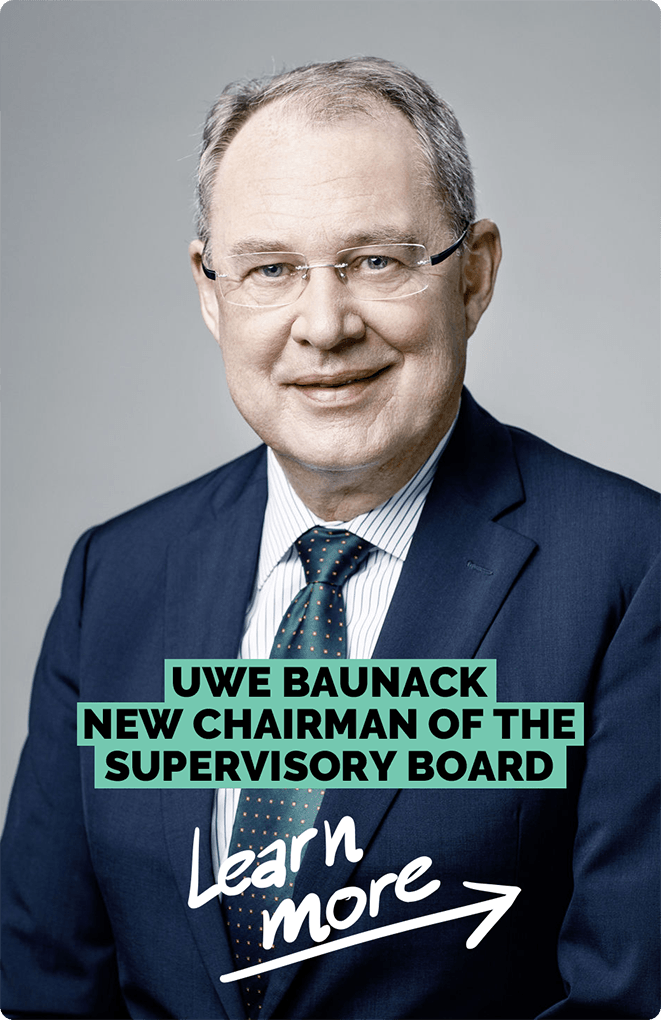 Uwe Baunack new chairman of the supervisory board | e&Co. AG