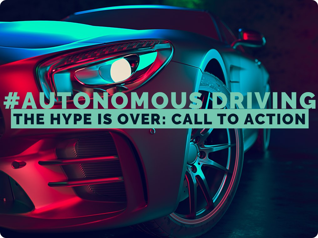 Autonomous driving - the hype is over: call to action | News @ e&Co. AG